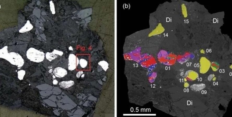 На берегу Мертвого моря нашли таинственный минерал из метеоритов