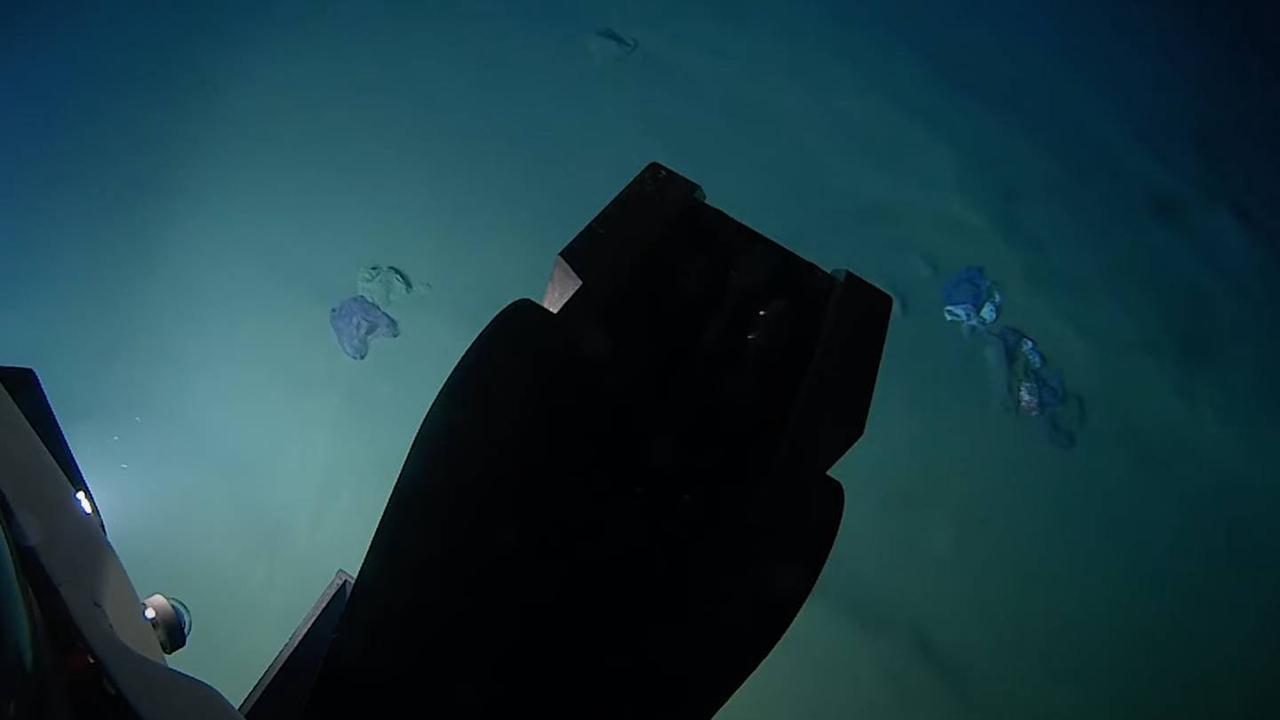 На десятикилометровой глубине обнаружили плюшевого мишку
