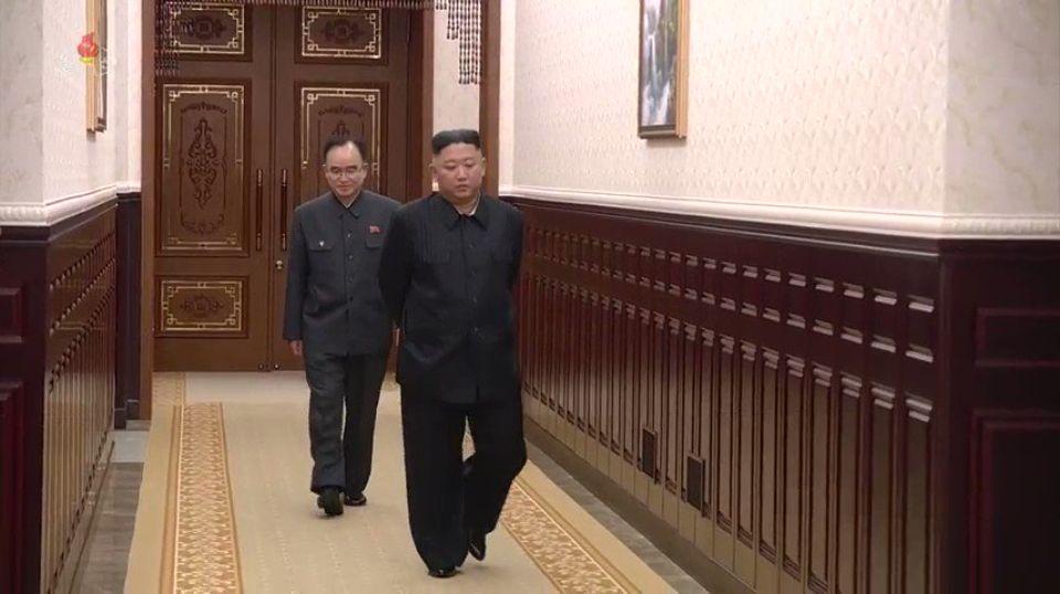 У Ким Чен Ына возможно серьезные проблемы со здоровьем