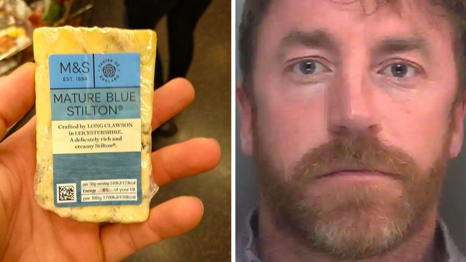 Любовь к особому виду сыра помогла полиции арестовать наркоторговца