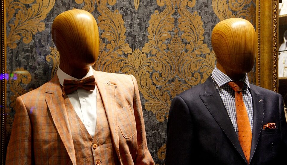 Преимущества мужских манекенов