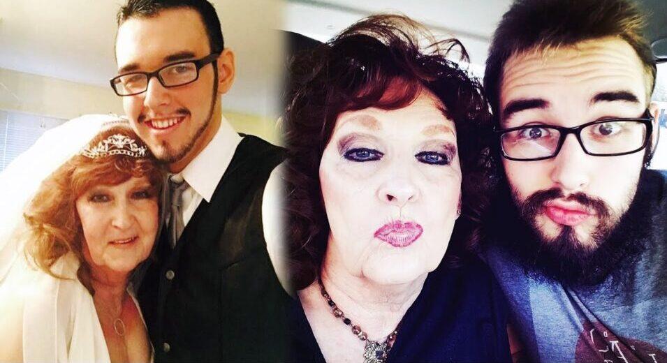 Пара влюбленных с разницей в возрасте 53 года шокировала общественность
