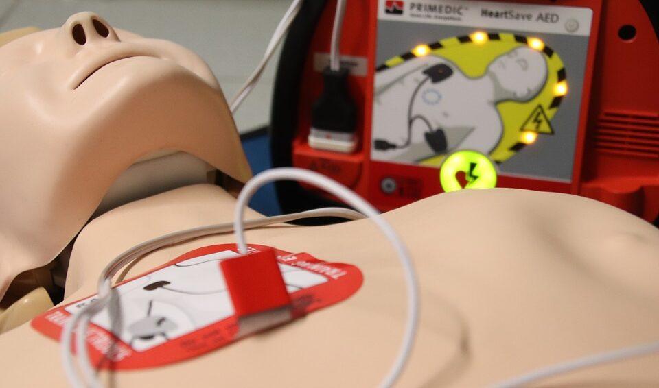 Медицинское оборудование: дефибрилляторы