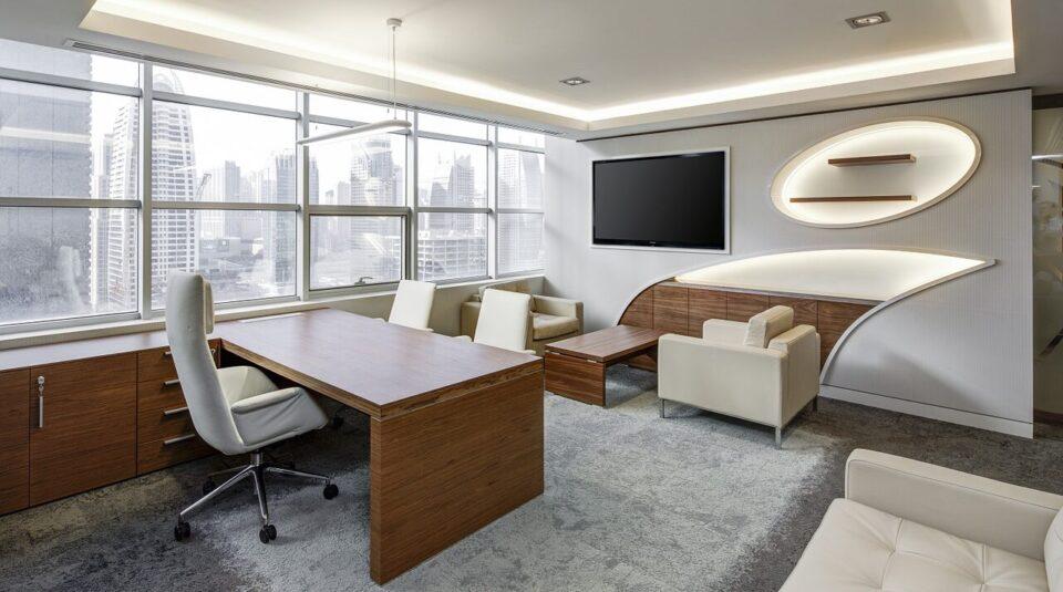 Советы по выбору мебели для кабинета