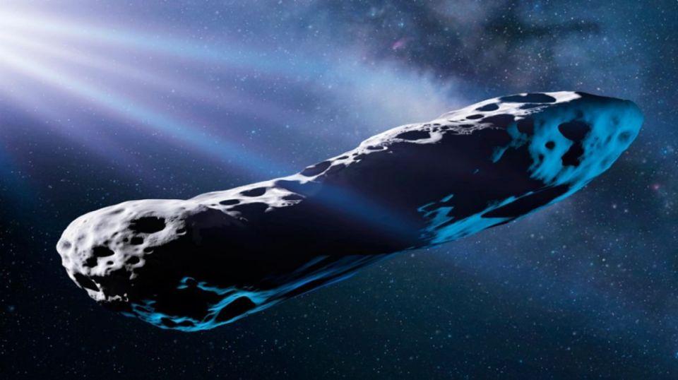 Галактические космические лучи могут уничтожать межзвездные объекты