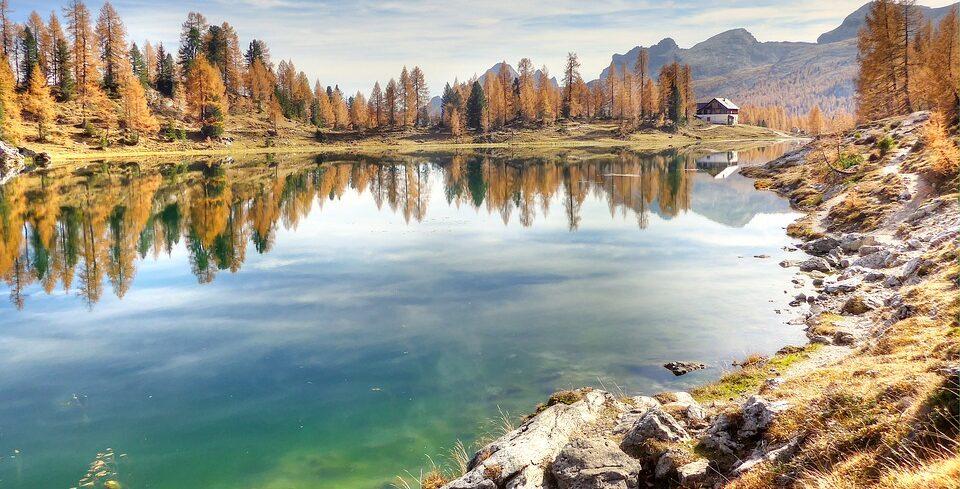 В озерах Земли очень быстро уменьшается количество кислорода