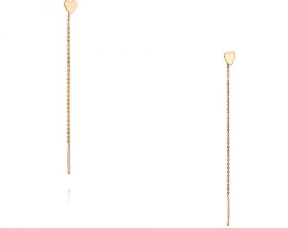 Краткий обзор моделей золотых серег «Золото Голд»