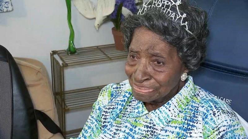 112-летняя пенсионерка раскрыла свой секрет долголетия