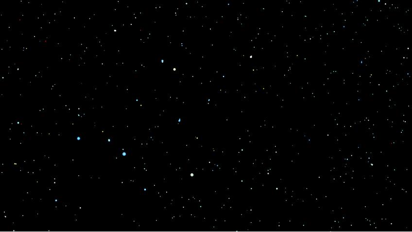 Астрономы рассказали, почему открытый космос кажется черным