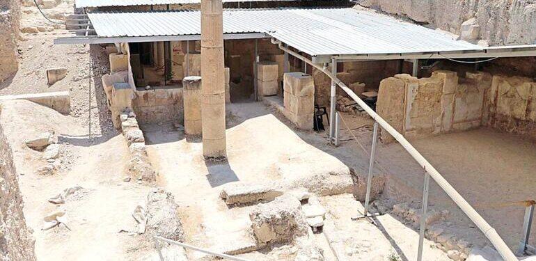 В Турции археологи обнаружили античный ресторан