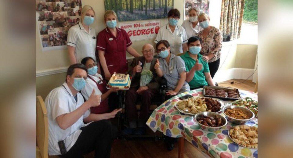 104-летний англичанин раскрыл неожиданный секрет долголетия