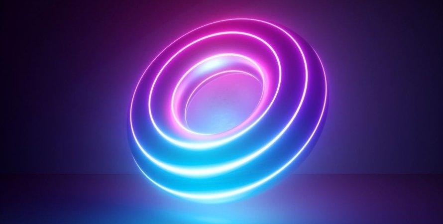 Вселенная может иметь форму огромного трехмерного пончика