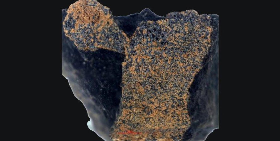 В Англии нашли метеорит, который существовал еще до образования планет