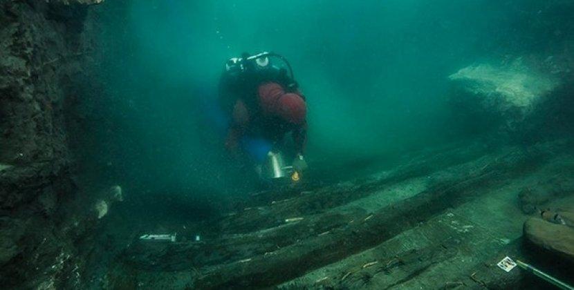 В Египте обнаружили затонувший город с греческими могилами