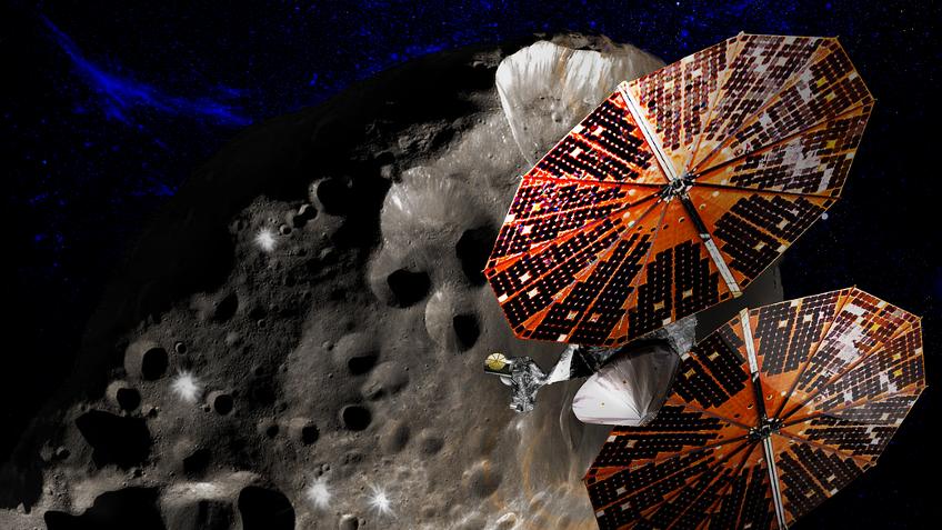НАСА собирается оставить в космическом аппарате послание для потомков