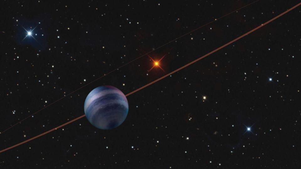 В космосе обнаружена самая близкая к Земле экзопланета