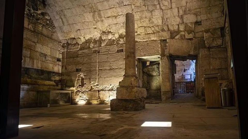 В Иерусалиме обнаружили банкетный зал, возведенный во времена Христа
