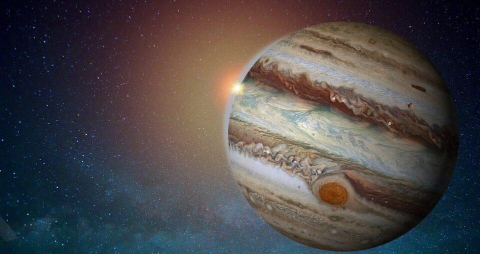 Астрономы разгадали пятидесятилетнюю загадку Юпитера