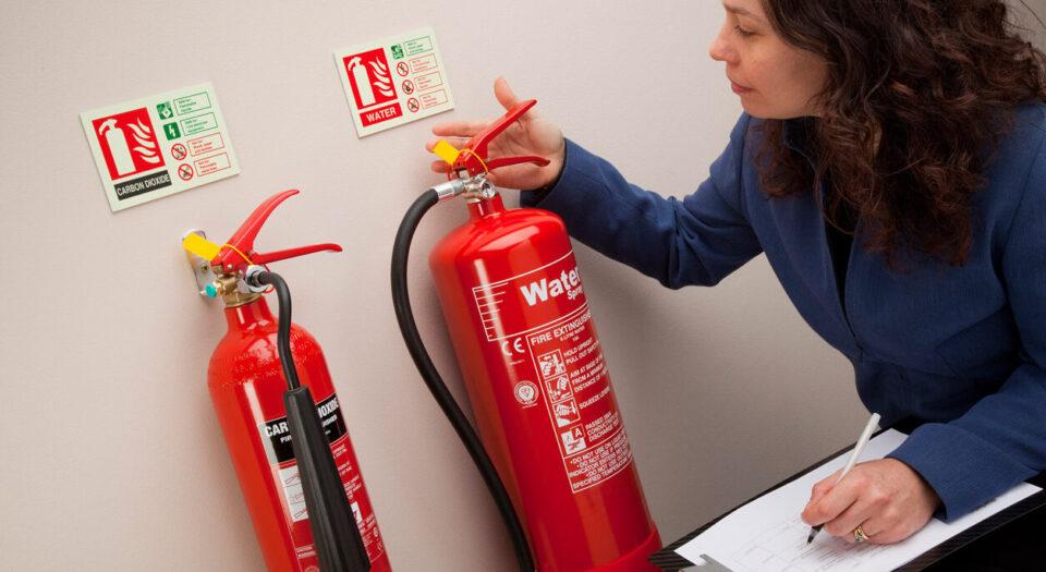 Знаки пожарной безопасности — виды и предназначение