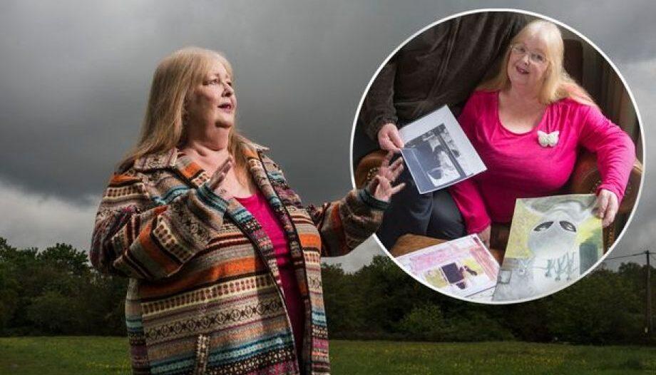 Англичанка утверждает, что её с пяти лет похищают инопланетяне