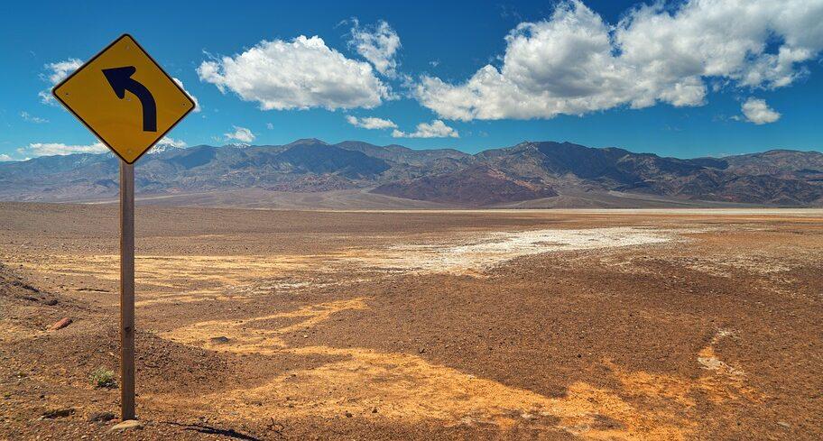 81 градус жары: новый температурный рекорд в Долине Смерти
