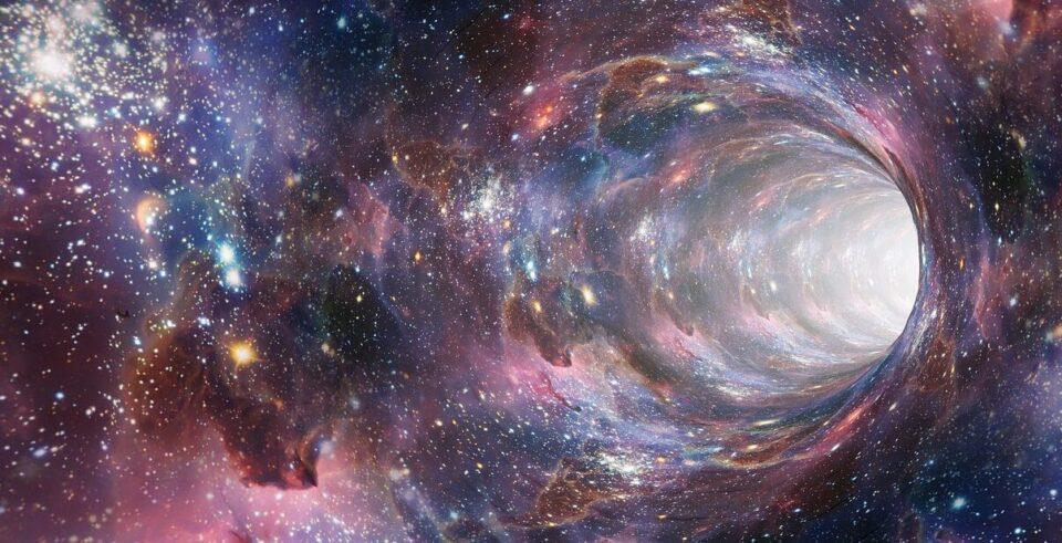 Четвертое измерение во Вселенной способно решить проблему темной материи