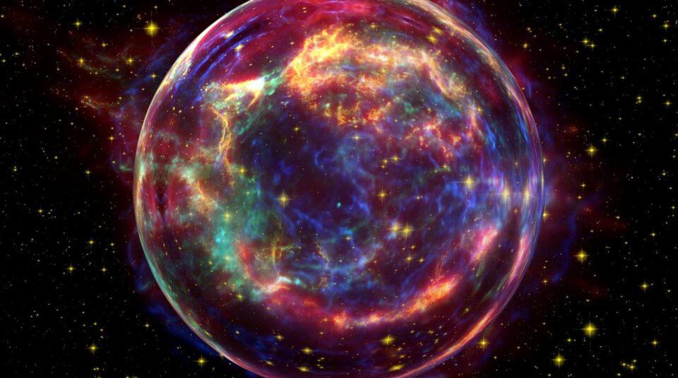 Найдена звезда, «убегающая» из Млечного Пути на большой скорости