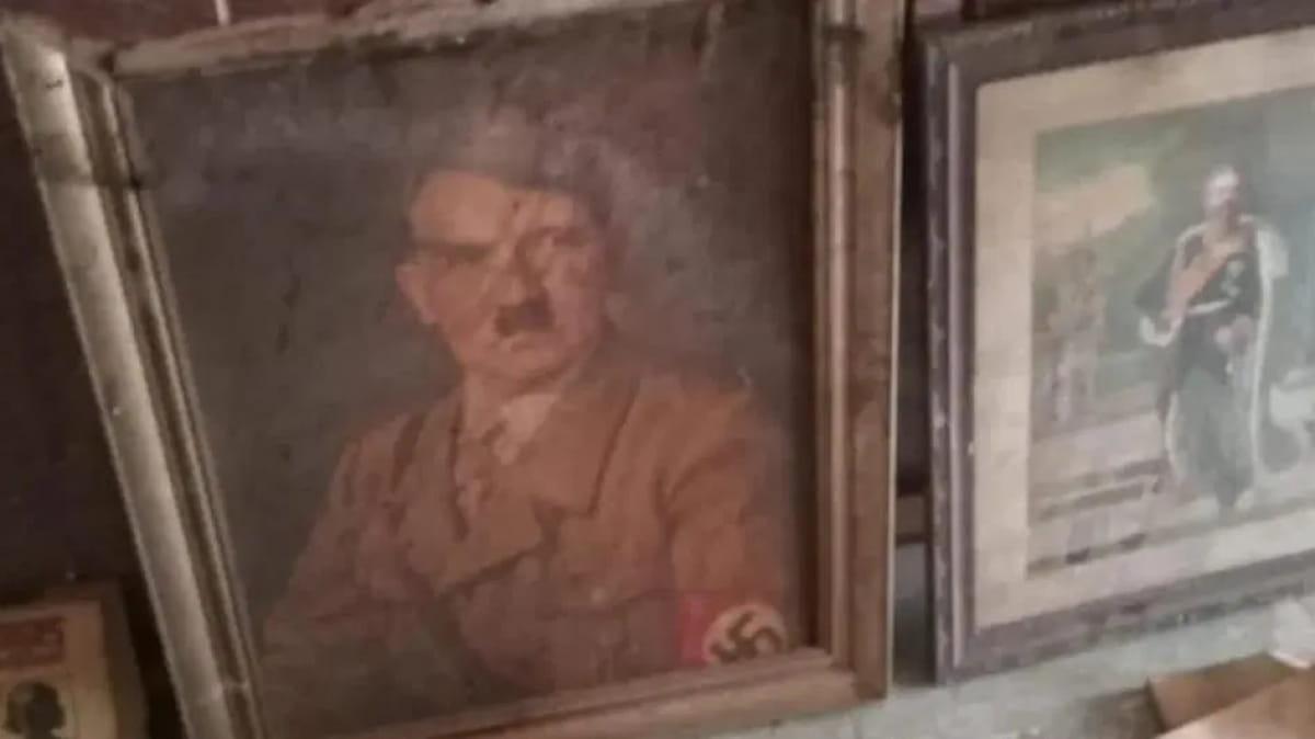 В Германии семья после наводнения нашла нацистские артефакты