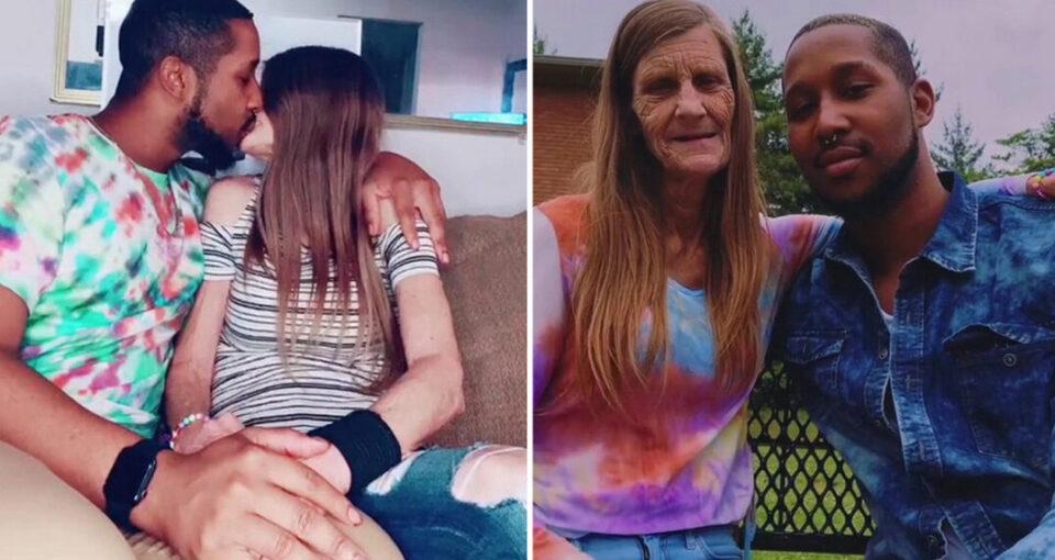 61-летняя женщина и 24-летний парень объявили о помолвке