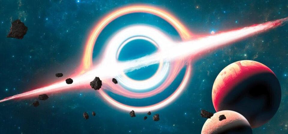 В нашей галактике насчитали более 10 блуждающих черных дыр