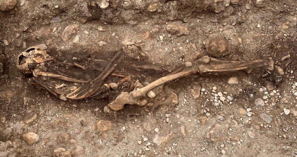 В Швеции обнаружили останки воина эпохи железного века