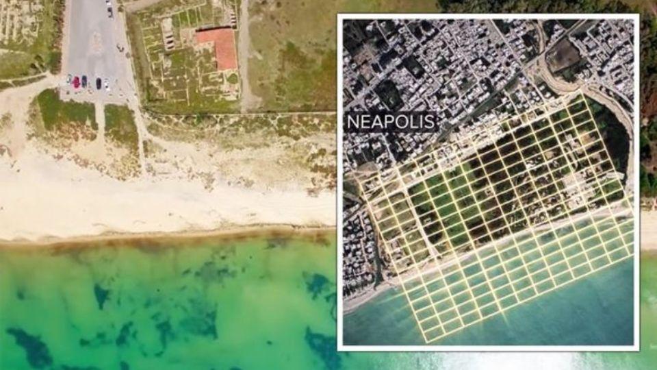 Археологи обнаружили исчезнувший древнеримский город