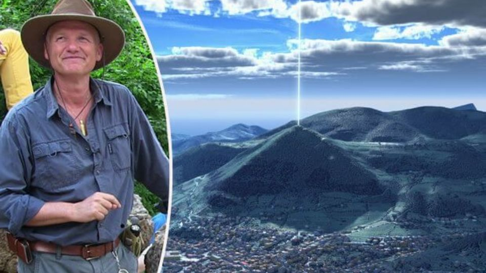 Боснийские пирамиды могут быть частью «космического интернета»