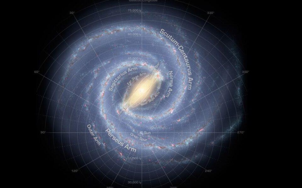 У Млечного Пути обнаружили еще одно удивительное свойство