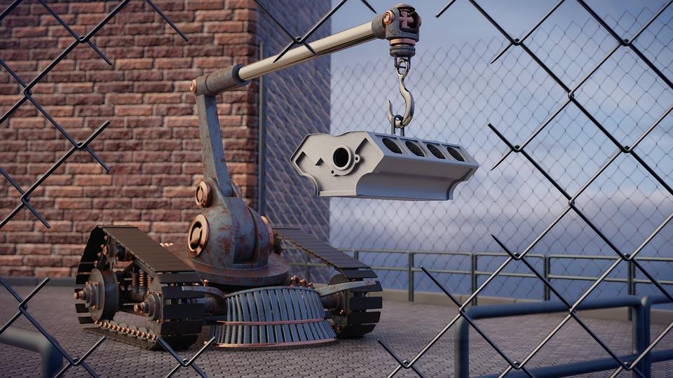 Фабрики стали брать в аренду роботов вместо того, чтобы нанимать людей