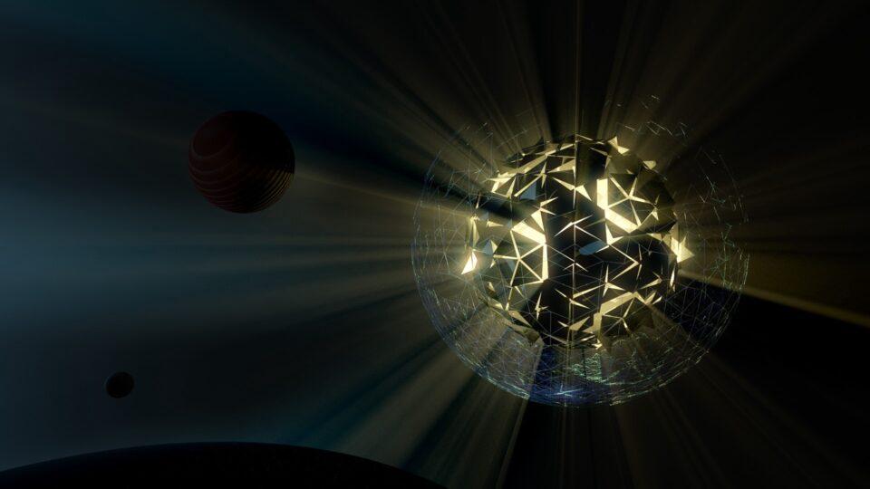 Мегаструктуры вокруг черных дыр могут указывать на инопланетные цивилизации