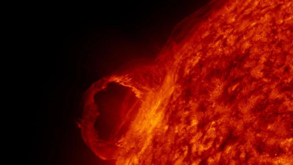 В сентябре 2021 года на Землю обрушится мощная магнитная буря