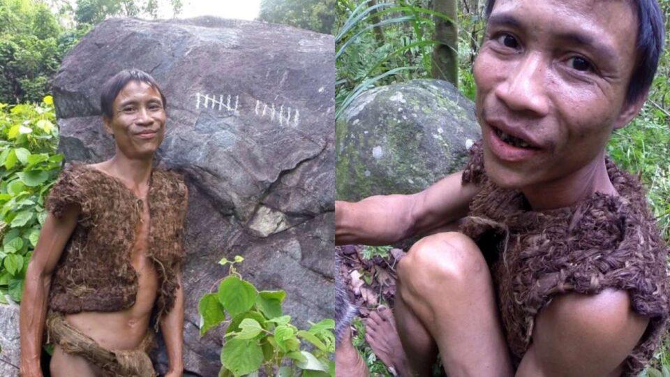 Во Вьетнаме умер «Тарзан», проживший в джунглях 40 лет