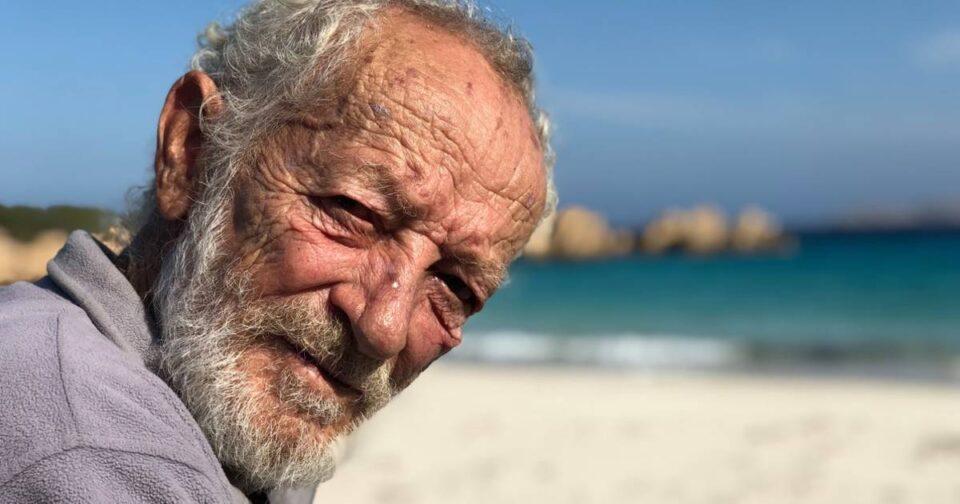 Итальянский «Робинзон Крузо» рассказал, как ему живется на другом острове