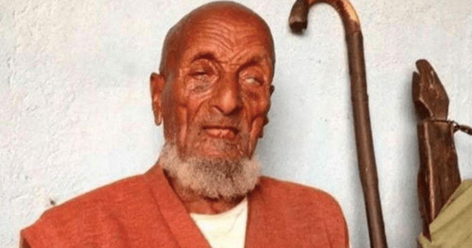 127-летний мужчина перед смертью раскрыл секрет долголетия
