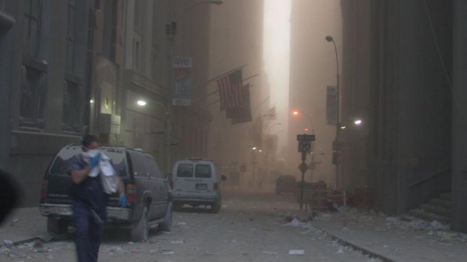 Спецслужбы США опубликовали новые снимки с места теракта 11 сентября 2001 года