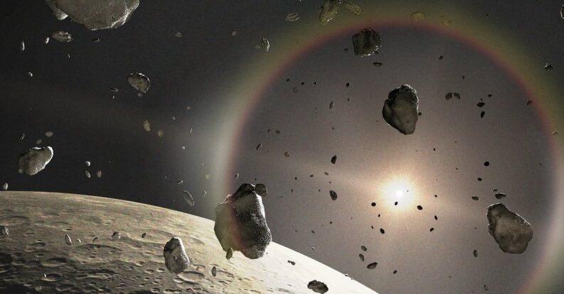 В Солнечной системе нашли более 400 ранее неизвестных объектов
