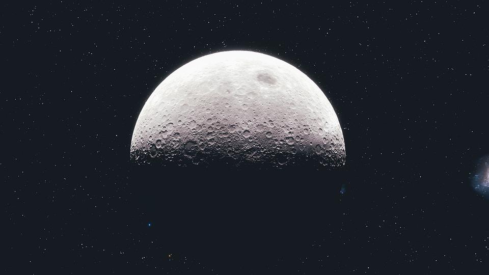 С Луны доставили образцы грунта с «чужеродным» материалом