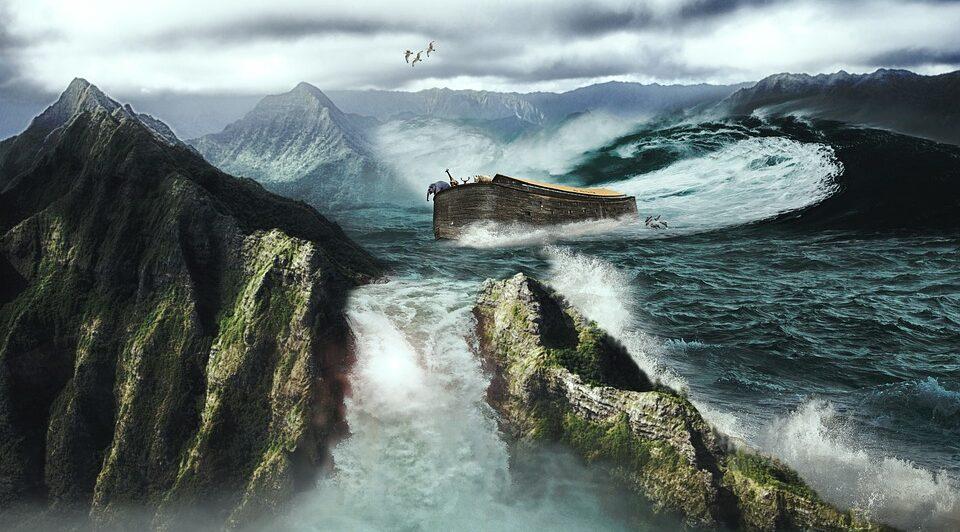 Исследователи уверены, что им удалось обнаружить Ноев ковчег