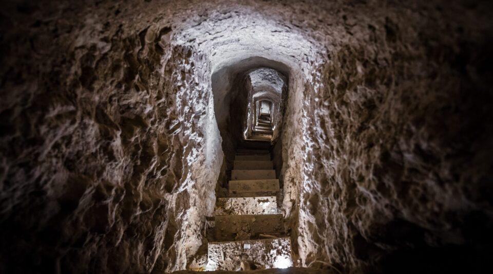 Археологи предоставили данные о древнем подземном городе в Иране