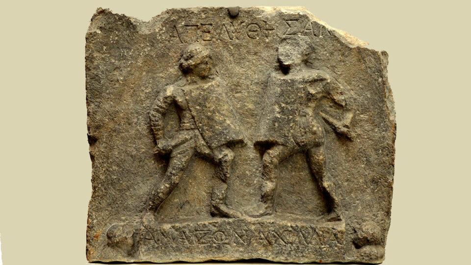Гладиаторские бои в Риме устраивались не только между мужчинами