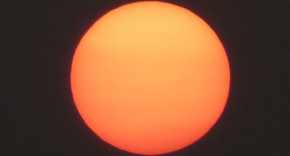 Астрономы рассказали, какого цвета на самом деле Солнце