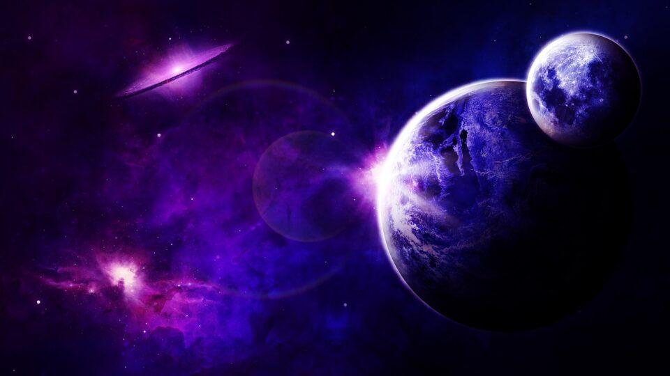 Найдены две галактики, где могут жить разумные цивилизации