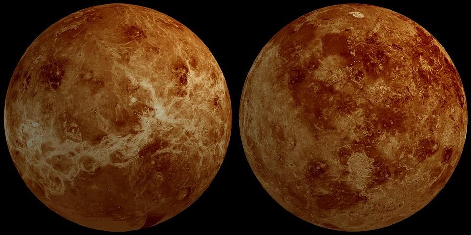На Венере обнаружили «недавно» образованный вулканический регион