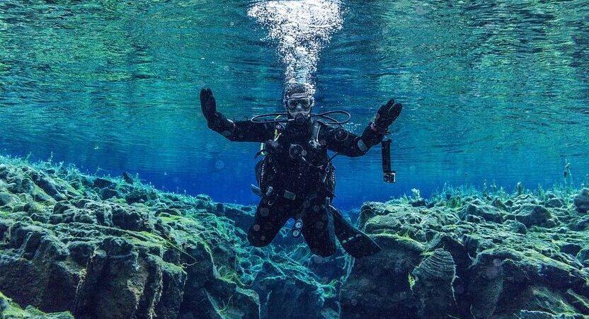 Снаряжение для подводной охоты: гидрокостюмы